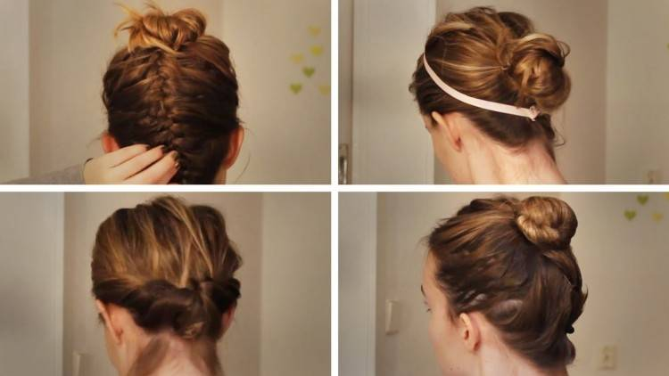 Nette Lange Haare Frisur Arbeit Trend