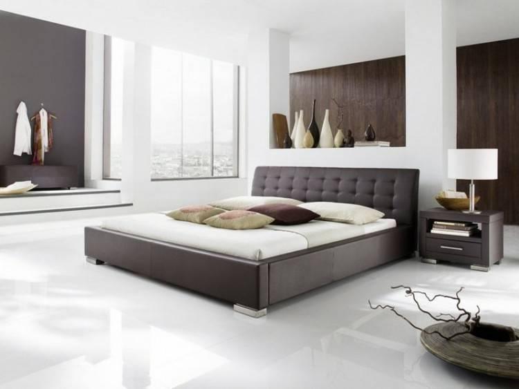 und im Schlafzimmer, aber man soll ja auch träumen dürfen