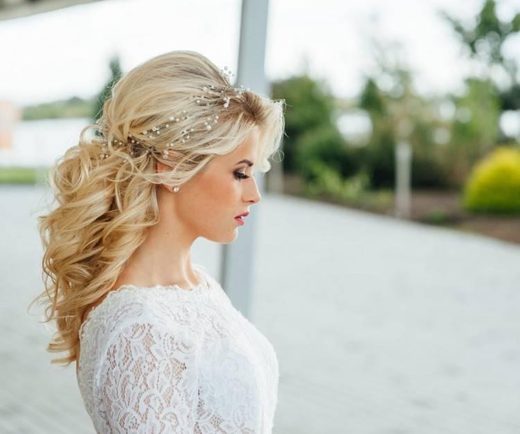 Flechtfrisuren Hochzeit Frisuren Hochzeit Lange Haare Unique Brautfrisuren