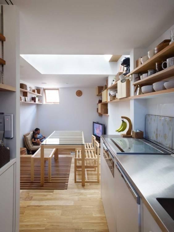 Platz in der Küche: Ecklift von Schüller #küche #deutschküche