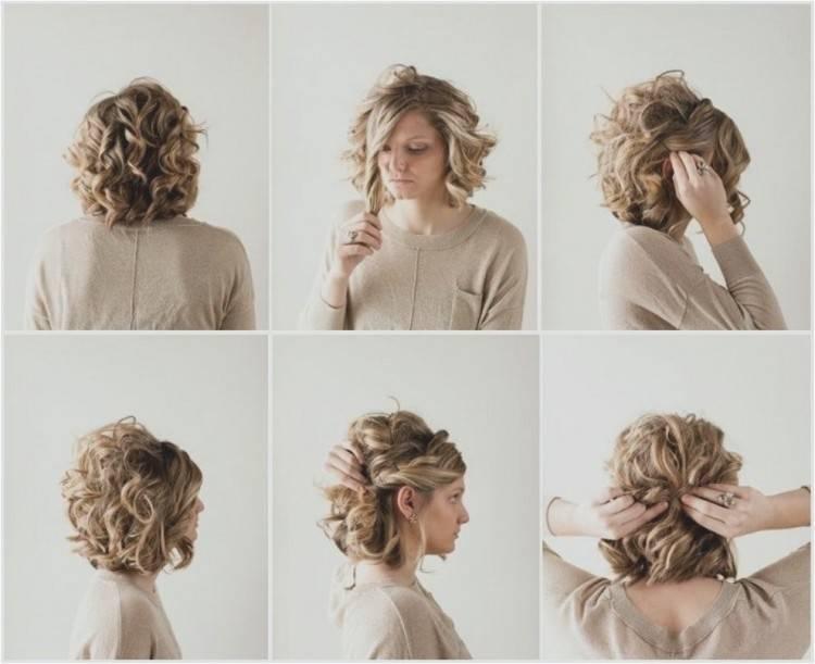 Frisuren Fur Hochzeit Einfach