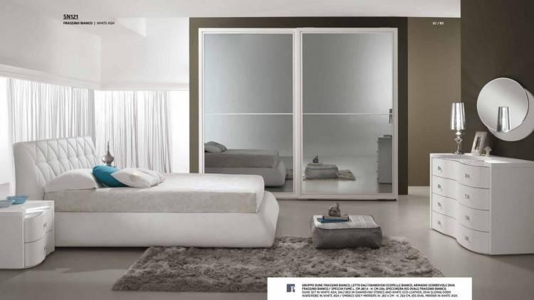 Himmelbett 140x200 Von Caspani Tino Group Mit Italienischer Stil Inklusive Himmelbett Vorhang Mit Schöne Weiße Farbe