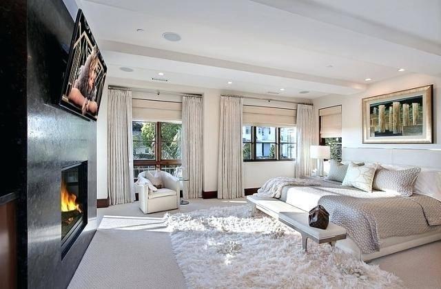Schlafzimmer Set Cristal in Weiss Modern Design 1