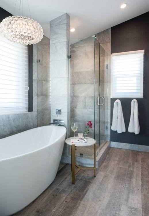 Bad Spannende Pvc Platten Boden Badezimmer Muster Estrich Ideen Holz
