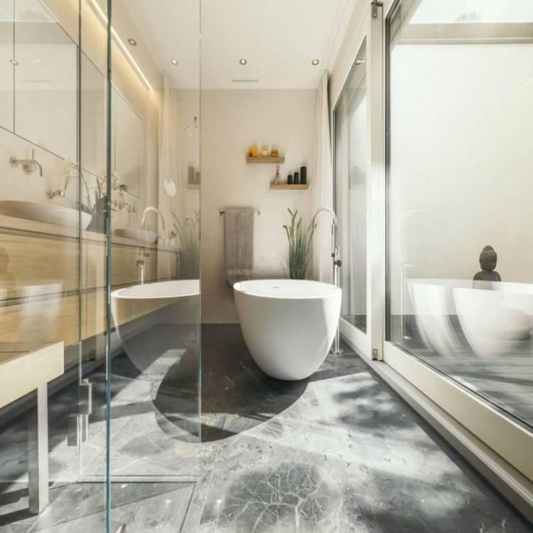 Badezimmer Decken Ideen