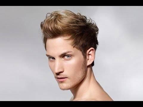 frisuren mit geheimratsecken für männer haarschnitt haaransatz verdecken glatthaar haartolle Frisuren mit Geheimratsecken für Männer – Passende Varianten