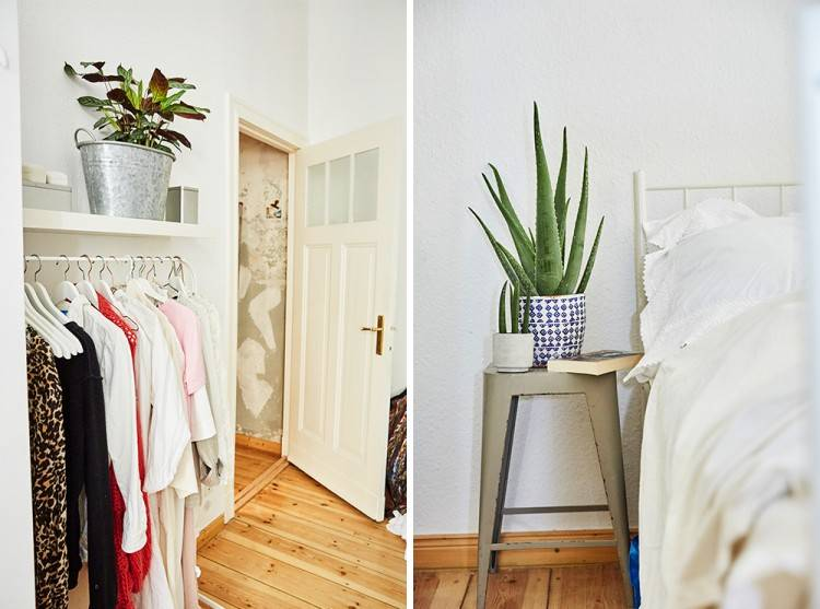 Schlafzimmer: Für mehr Grün im Schlafzimmer | Inspirationen auf  www