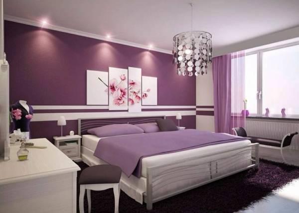 Lila Schlafzimmer Lila Schlafzimmer Schlafzimmer Lila Farbgestaltung Babyzimmer Luxus Klimaanlage, Lila Schlafzimmer