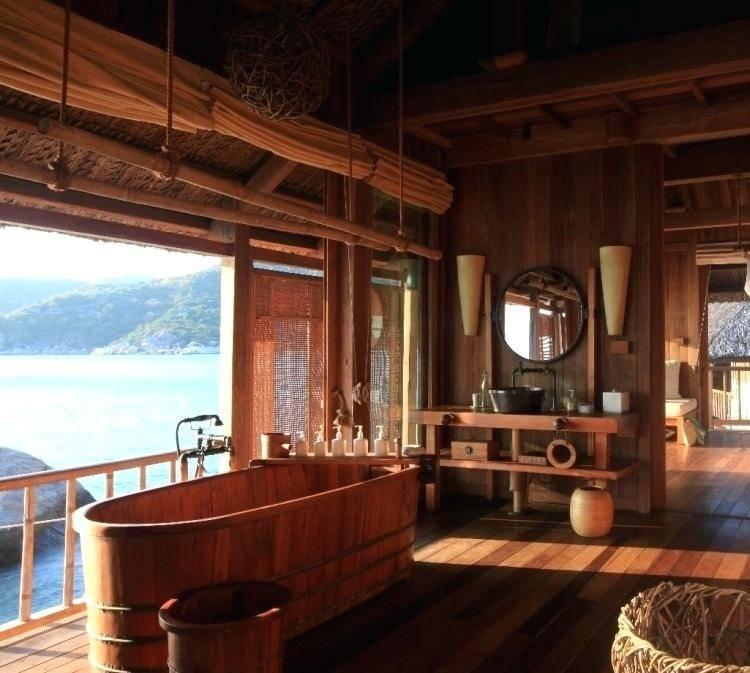 Badezimmer Deko Ideen Im Japanischen Stil Neu Holzboden Im Bad Ideen &