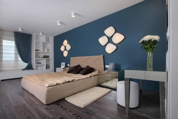 30 Farbideen fürs Schlafzimmer – Wände kreativ gestalten