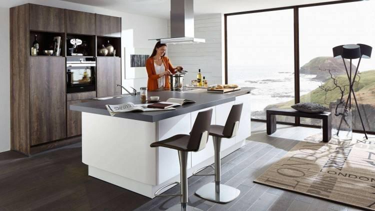 coole Bilder von Küche mit Tresen