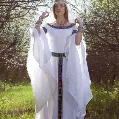 Mittelalter Brautkleider