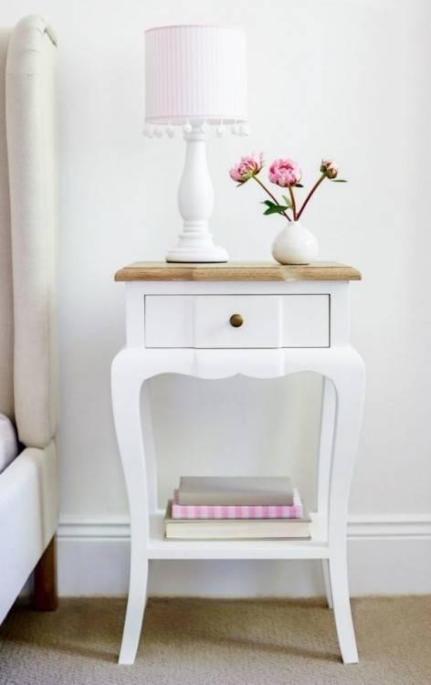 Nachttisch Design und Dekoartikel, passend für jedes Schlafzimmerr