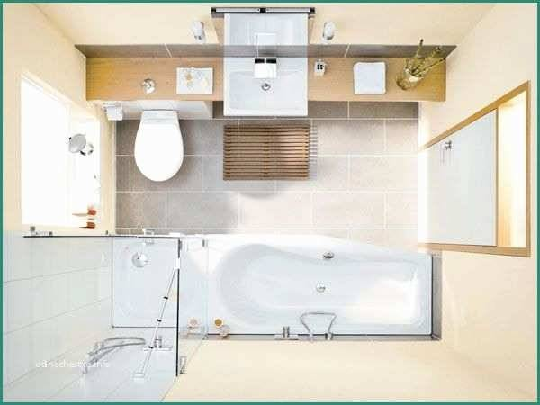 kleines badezimmer dusche glastuer weisse fliesen wohnung bad ideen kleine mit einrichten 51 fa 1 4