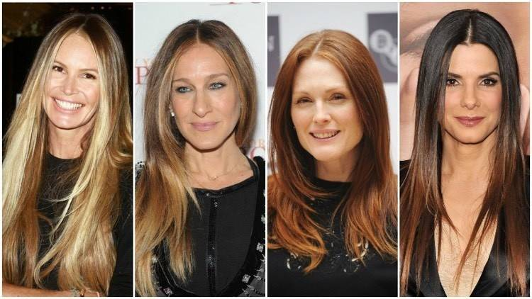 Frisuren für frauen ab 50 mit dünnem haar bob gestuft aschblond Modische  Frisuren für Frauen ab 50 und Haarfarben, die jünger machen Haare flechten