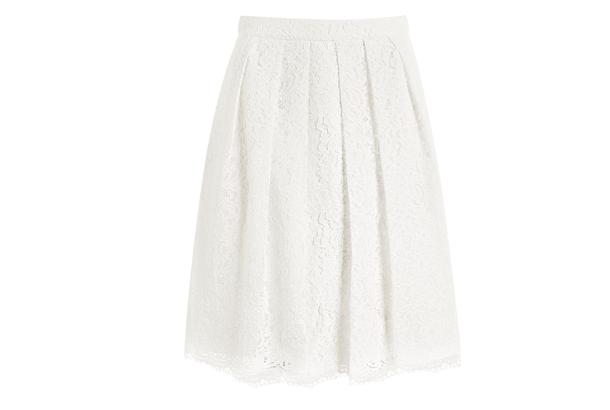 Tolles Maxikleid Hochzeitskleid Brautkleid Abendkleid NEU Esprit Collection 40 ivory weiß 4