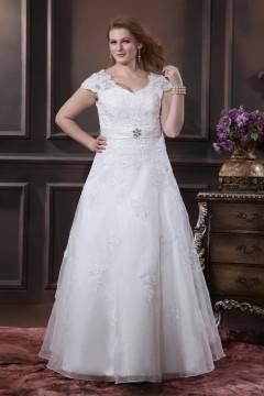 Moderne Brautkleider Weiß Mit Spitze Träger A Linie Brautmoden Hochzeitskleider Mit Schleppe