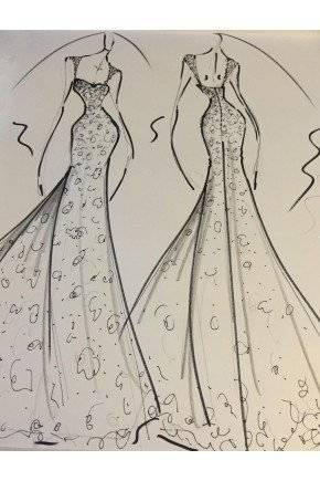 Unsere Hochzeitskleider 2019 für