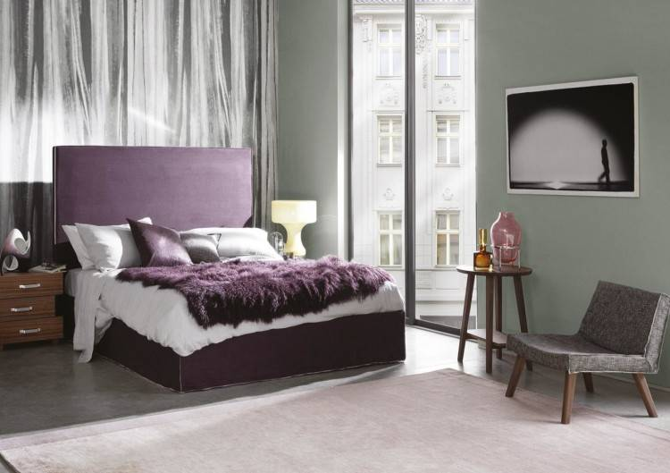 25 romantische Schlafzimmer Einrichtungen im Landhausstil