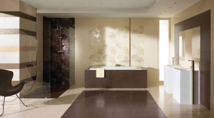 Badezimmer Braun Beige Perfekt Auf Erstaunlich Und Badezimmer in Bezug  auf Badezimmer Ideen Beige