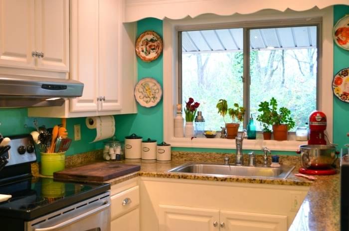 Ideen Für Kleine Küchen Cool Auf Kreative Deko In Einrichtungstipps Für Kleine Küche 14