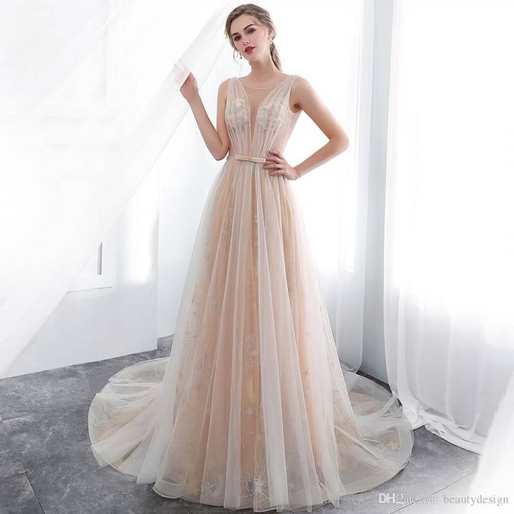 Hochzeitskleid Boho Hochzeitskleid Romantische Hochzeitskleid Vintage