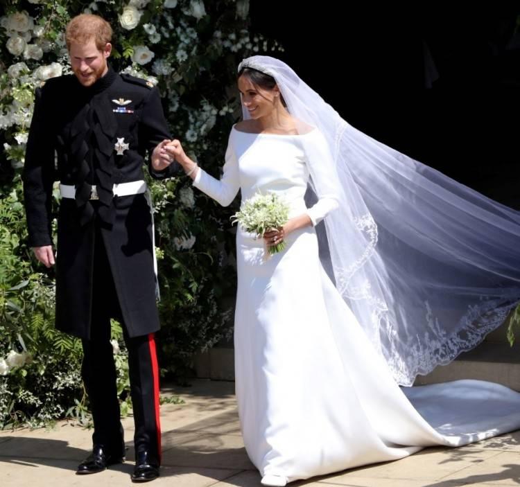 Als wäre es gestern gewesen: Prinz Harry und Meghan Markle gaben sich am 19