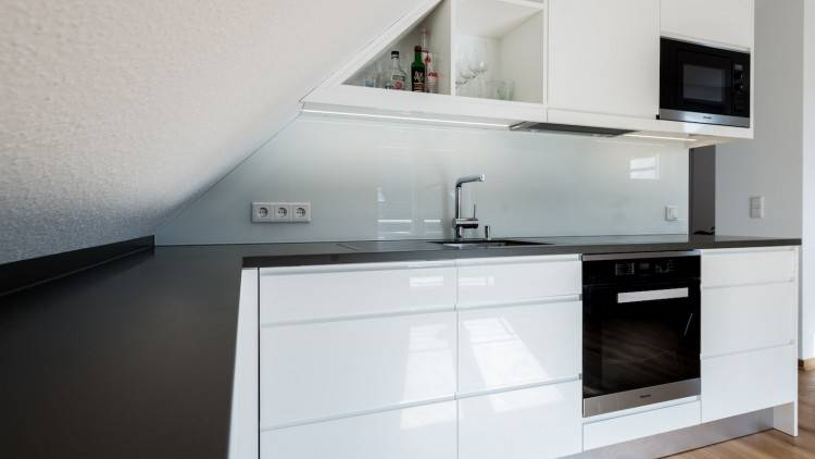 Kleine Küche Mit Dachschräge Prima Kleine Küche Dachschräge