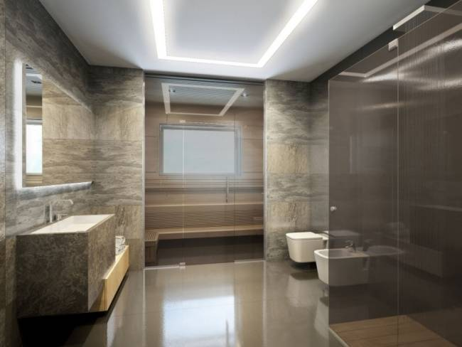 30 super Ideen für kreative Badezimmergestaltung