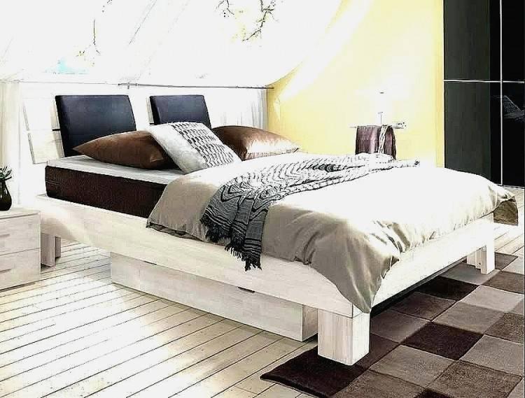 Klassisches, Weißes Bett mit Bettkasten von mömax