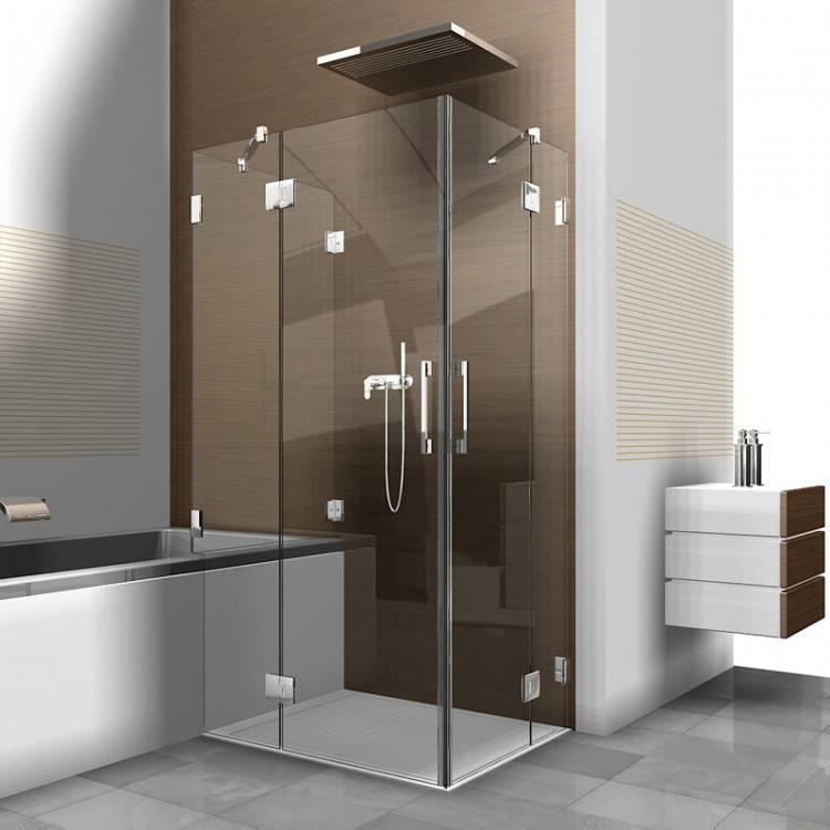 Bad Badewanne Dusche Einrichtungsideen Zum Zusammenfalten Große Dusche Für Kleine Und Behindertengerechte