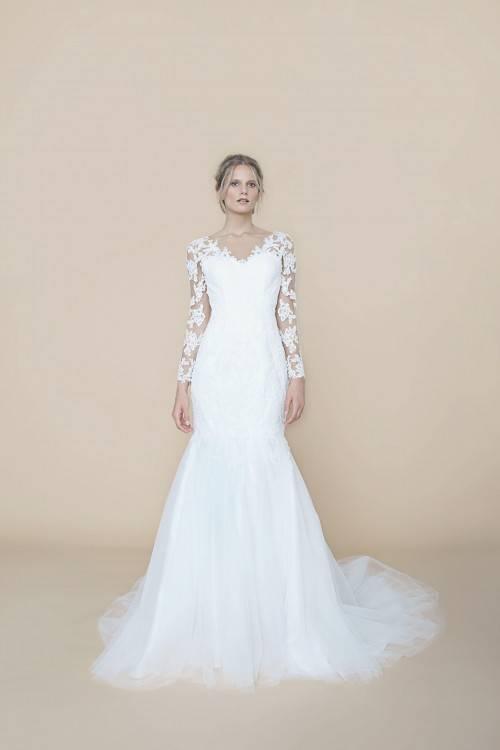 Hottest 27 Brautkleider Herbst 2018 ❤ Brautkleider Herbst 2018 eine Linie err