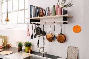kuechendesign ideen stauraum gewuerze schublade praktische kuechenideen #küche #deutschküche