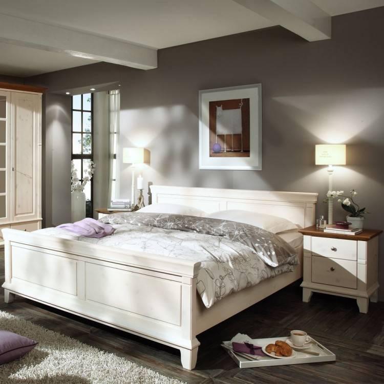 schlafzimmer landhausstil