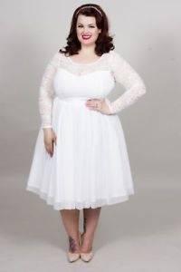 YASIOU Hochzeitskleid Elegant Damen Standesamt Kurz Tüll Spitze Tiefer Rücken A Linie Champagner Brautkleid: Amazon