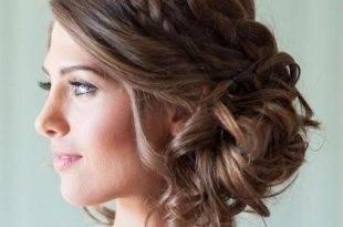 Wunderbar Frisur  Hochzeit Gast
