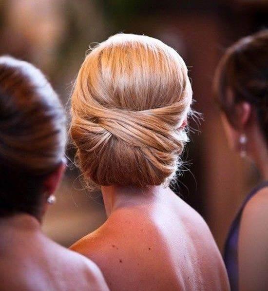 25 Ideen für elegante Hochzeitsfrisuren mit Pferdeschwanz