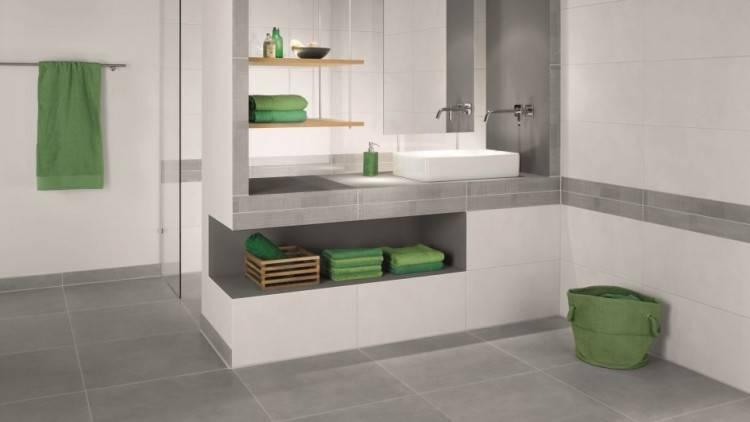 Schön Wunderbar Bad Fliesen Ideen Modern Badezimmer Fliesen Grau Bad