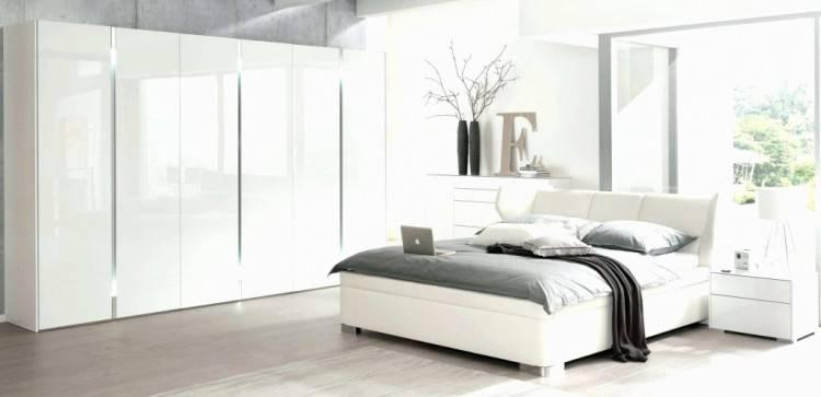 Schlafzimmer Set Komplettschlafzimmer Schlafzimmer weiß Glanz / Eiche Grandso