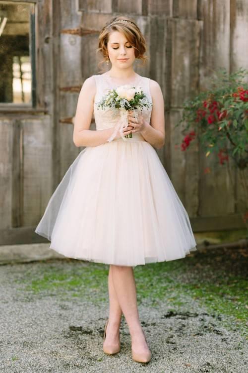 Brautkleid Brautkleider kurz Hochzeitskleid Abendkleid Größen 36/38/40/42/44 1