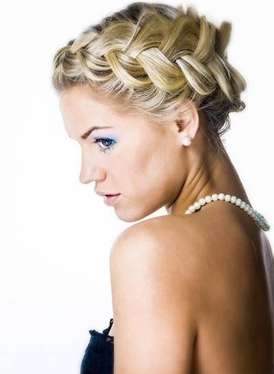 Neue Brautfrisuren Für Lange Haare Brautfrisur Design Frisuren Hochzeit  Geflochten
