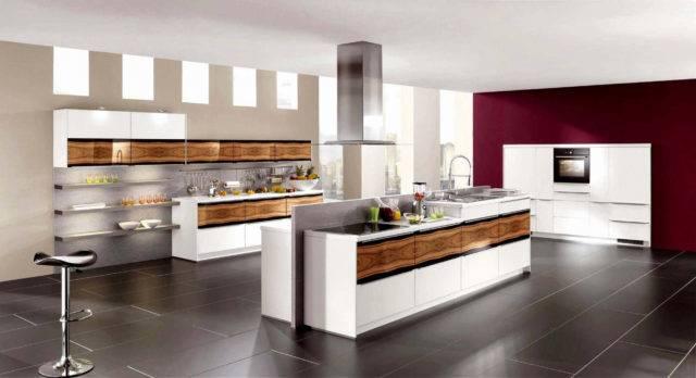 Offene Küche Ideen: So können Sie eine moderne Küche einrichten   Einrichtungsideen