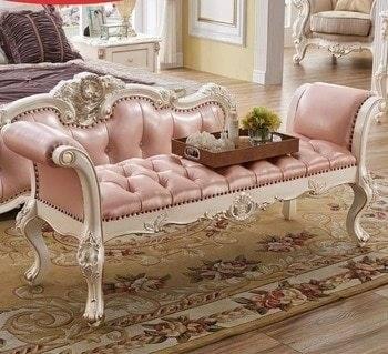 Großhandel Französisch Provincial Möbel Schlafzimmer Barock Stil Doppelbett  High End Klassiker Kingsize Bett Größe Von Fpfurniturecn, $3234
