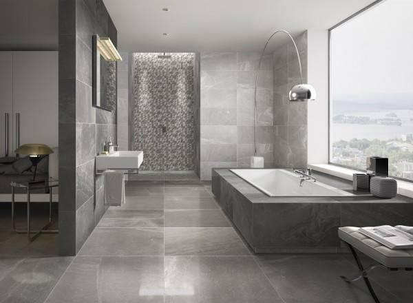 Badezimmer ohne Fliesen – Ideen für fliesenfreie Wandgestaltung