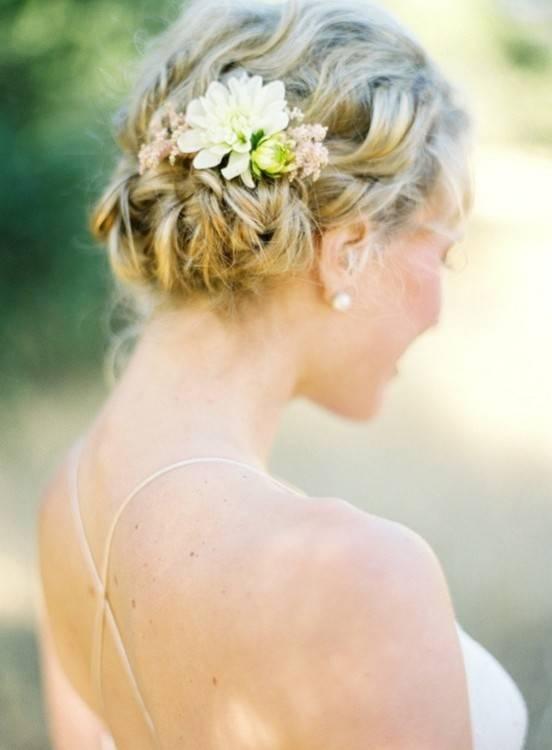 Einfache Hochzeit Frisuren Frisuren Mit Langen Haaren –  Wantedforwarcrimes